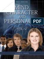 Ellen G. White - Mind, Character and Personality (Volumen 2) 1977