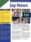 Alay News - Fall Newsletter 2014