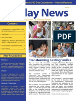 Alay News - Fall Newsletter 2014