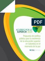 0 CESU Libro Acuerdo Por Superior 2034