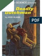 Rick Brant #22 the Deadly Dutchman by John Blaine