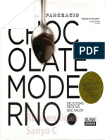Pedro Alvarez - Chocolate Moderno - 2008