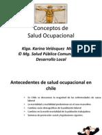 Conceptos Salud o.
