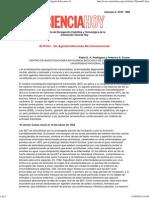 CIENCIA HOY 32 - ARTÍCULO - El Prion_ Un Agente Infeccioso No Convencional  - 1