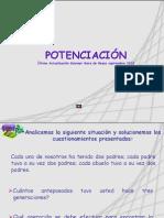 9 Potenciacion Exponentes 2010 2
