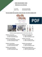 Elaboración de Licor Artesanal - Copia