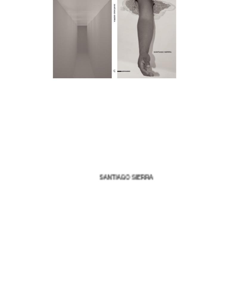 Santiago sierra   galleria civica di arte contemporanea   silvana ...