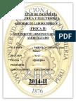 Informe(1) Lab Fisica II