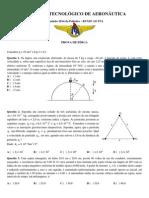 2014-07-07 - Simulado de Física - Poliedro - Rumo ao ITA.pdf