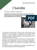 El Suicidio Reportaje Este Si