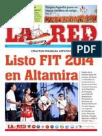 PERIÓDICO LA RED de ALTAMIRA #897