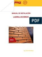 Manual Instalacion Ladrillos