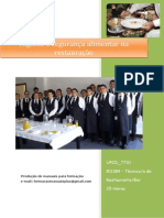 UFCD_7731_Higiene e Segurança Alimentar Na Restauração_índice