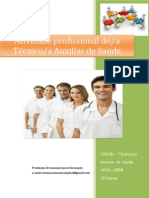 UFCD_6558_Atividade Profissional Do Técnico Auxiliar de Saúde_índice