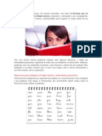 Velocidad Lectora Para Dislexia