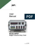 MPRT Manual 021804
