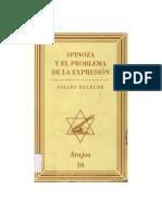 [Gilles Deleuze] Spinoza y El Problema de La Expresión