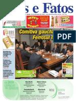 Jornal Atos e Fatos - Ed 653 - 12-12-2009