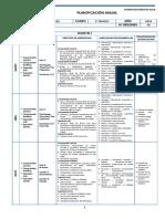 Ingles - Planificacion 5 Basico