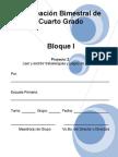 4to Grado - Bloque 1 - Proyecto 2