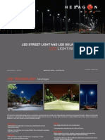 Tx_scribdLED & Solar Street Light