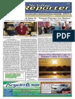 The Village Reporter - September 24th, 2014