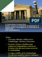 Historia de la Criminología Proyeccion.ppt