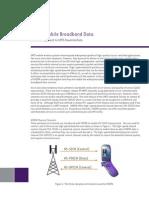 HSDPA Mobile Broadband Data[1]