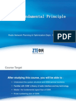 GSM Fundamental Principle