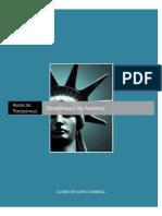 A Democracia Na America- Alexis de Tocqueville