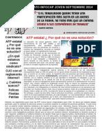 Boletín 01 Sindicato Septiembre.