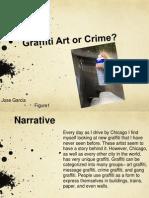 Graffiti Art or Crime