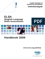 ELSA-Handbook-2006