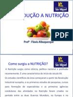 01- Introdução a Nutrição