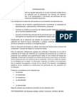 Introducción de La Practica de Operaciones Unitarias