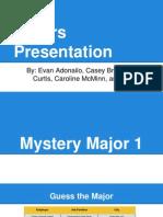 majors presentation - cns 120