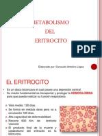 Metabolismo Del Eritrocito Che
