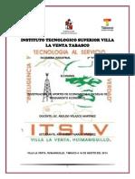 Instituto Tecnologico Superior Villa La Venta Tabasco