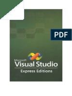 Libro Curso de Microsoft Visual Studio 2005 Español Excelente