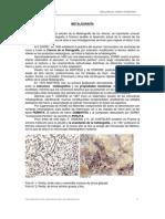 Caracterizacion Metalografica de Aceros y Fundiciones