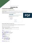 ABAP Internal Table Secondary Key Performance Comparison _ ABAP Help Blog