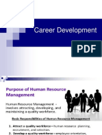 hrm career development
