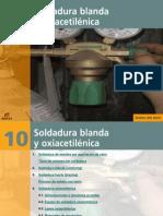 Soldadura Blanda y Oxiacetilenica