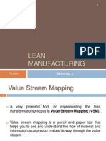 Lean Manufacturing Module 2