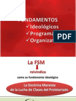 Fundamentos de La FSM