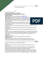 Terjemahan Audit Forensik Tugas Individu Framework
