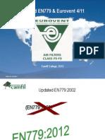 3. EN779 _ Eurovent