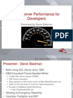 Performance Tuning 16 by 10