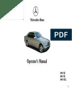 1992 300SE 400SE 500SEL Owner's Manual (1).pdf