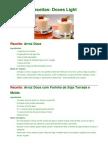 Apostila Doces Light Diet Www.blogcreative.com.Br
